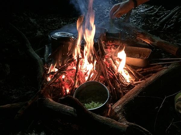 Eten klaar maken
