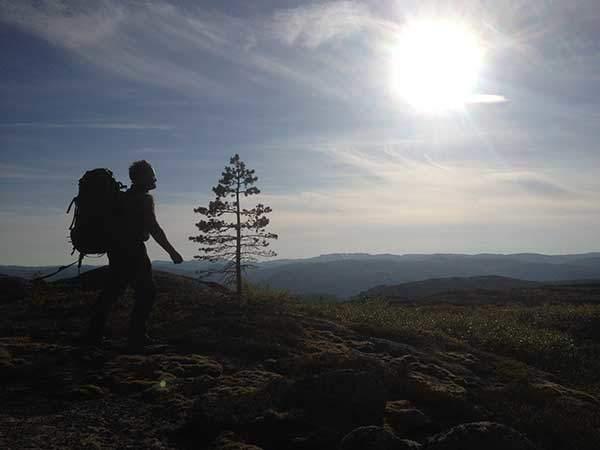 Verkenningstocht in Noorwegen